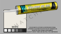 S1015 VULKEM SEALANT #45 SSL QT. WHITE SEMI SELF LEVELING