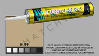 S1017 VULKEM SEALANT #45 SSL QT. BUFF SEMI SELF LEVELING