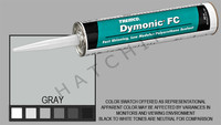 S1032 DYMONIC FC SEALANT 10 oz GREY COLOR:GREY (REPL.VULKEM #921)