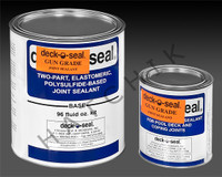 S1231 DECK-O-SEAL GUN GRADE 96OZ COMPLETE KIT COLOR: GREY