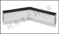 T1750 QUAKER EXPANSION JOINT 45 WHITE JOINT COLOR: WHITE   N/A