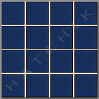 T4071 TILE - HM 306 HARMONY SERIES COLOR:COBALT BLUE 3X3