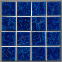 T4366 TILE-HARMONY SERIES #HS344/T4302 COLOR:LAKE BLUE 3X3 (20/CS)