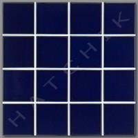 T4370 TILE-MARINE FIELD #M350 COLOR:COBALT BLUE 3X3 (20/CS)