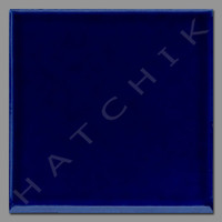 "T4386 TILE - BULLNOSE  6"" X 6"" MASK620 S COLOR: ROYAL BLUE 44/CS"