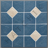 T4662 TILE - DA-378SK DIAMOND STONE SERIES-OCEAN W/SOAP (20/CS)