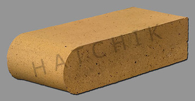 "T7119 BRICK COPING SBN LA PAZ SOLID 3-1/2"" X 2-3/16"" X 9"