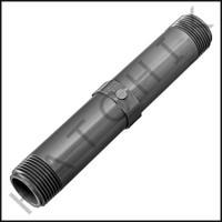 """U3119 PVC NIPPLE 3/4"""" X 6"""