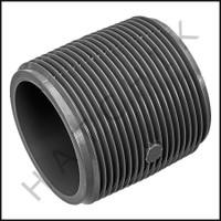 """U3129 PVC NIPPLE 1-1/2"""" X CLOSE"""