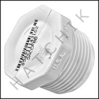 U3707 THREADED PLUG MPT 3/4 #450-007 #450-007