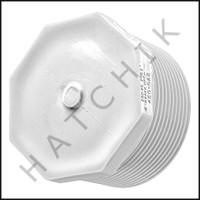 U3725 THREADED PLUG MPT 2-1/2 #450-025 #450-025
