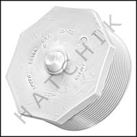 U3740 THREADED PLUG MPT 4 #450-040 #450-040