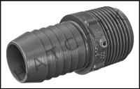 U5510 MALE ADAPTOR INSERT X MPT 1
