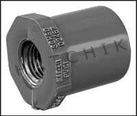 "U7407 BUSHING SCH 80 S x F 3/4"" x 1""/4 SLIP X FPT 3/4"" X 1/4"" 838-098"