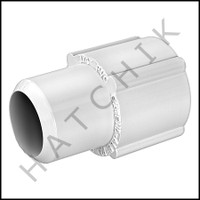 U8707 PVC EXTEND-ALL FITTING 3/4""