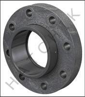 "V1240 PVC FLANGE-SLIP 4""       854-040FT SCH. 80  (SOCKET)"
