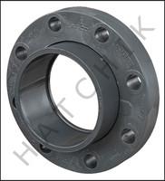 V1250 PVC FLANGE-SLIP 5 SCH. 80  (SOCKET)