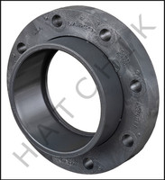 V1260 PVC FLANGE-SLIP 6 SCH. 80  (SOCKET)