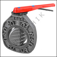 V1562 ASTRAL PVC BUTTERFLY VALVE 8 EPDM SEAL    #02587