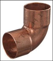V2120 COPPER (90) ELBOW  2