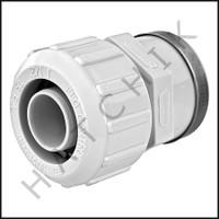 """V3017 FLO 1-1/2""""IPS FPT X 1-1/2""""TS POLY TO PVC W/FLO LOCK ADAPT"""