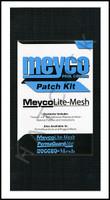 CM1912 MEYCO  MESH PATCH KIT (BLACK) RUGGED MESH SELF-ADHESIVE