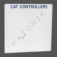 V4634 CAT ME200 PVC BACKBOARD FOR QUICK INST.OF CONTROL/CELL