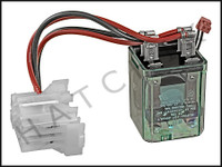 V4740 COMPOOL RLYLX ADDITIONAL POWER RELAY(AUX EQUIP) DPST/25AMP