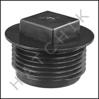 V5007 PLASTIC PLUG  3/4