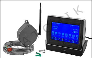 Jandy Aqualink Rs Touchlink Wire L Wireless Control