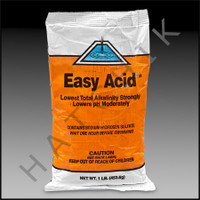 A3144 UNITED CHEMICAL EASY ACID 45x1#BAG BOX OF 45 X 1 LB BAGS