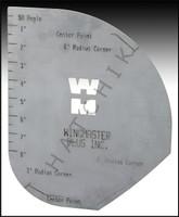 V7237 WINGMASTER RADIUS TEMPLATE