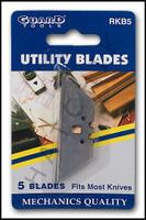 V7245 10 PC  UNIV REPL BLADES FOR FOR UTILITY KNIFE