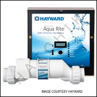 D3067 HAYWARD AQR9 AQUA RITE CHLOR. 25K CONTROL W/T-CELL-9, FLOW SWITCH