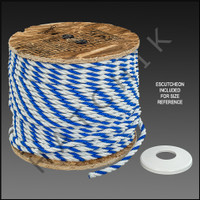 "X1010 POLY ROPE-1/2"" X 600 FT"