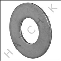 "Y2230 DUNN-RITE W516 5/16"" WASHER FOR SPLASH & SLAM"