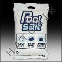 D5502 SALT  EVAPORATED 40 LB BAG