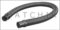 "F1013 VAC HOSE DELUXE 1-1/2"" X 4 FT"