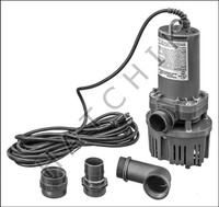 K1030 COVER-CARE MAIN DRAIN UTILITY PUMP