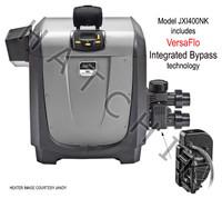 J1351 JANDY PRO SERIES JXi400NK HEATER NATURAL W/VERSAFLO BYPASS