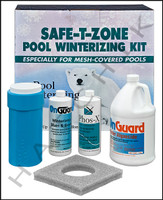 A3940 ON GUARD 30K MESH WINTER KIT KIT FOR MESH COVERED POOLS