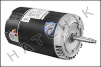 E2P61U MOTOR - 3/4 HP REPLCMNT FOR P-61 POLARIS P-61 THREADED SHAFT