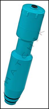 """EE1075 GIZZMO NEW """"ULTRA"""" W/BLOWOUT TUBE TUBE"""