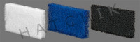 F5067 RAINBOW REPLACEMENT SCRUBBER PAD SET OF 3 FOR #650