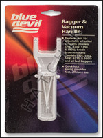 F7082 HANDLE W/SPRING LOCK #B9502C 4 LEAFBAGGER OR FLEX VAC