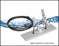 "F7105 PURITY UAW UNDERWATER  WASH KIT THE SET INCLUDES 14"" & 4"" CONTINUOUS FEED ACID"