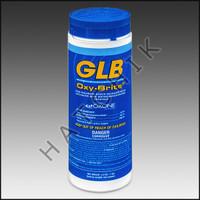 A5005 GLB OXY-BRITE 12x2.2# BOTTLE (12 X 2.2LB)           #71416