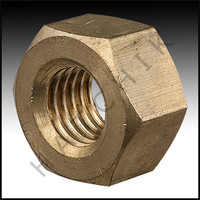 "G4015 DURAFLEX SF137  5/8"" BRASS NUT ONLY FOR BOARD"