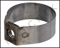 G4018 DURAFLEX C207 STAINLESS STL CLAMP RAIL CLAMP - ONLY