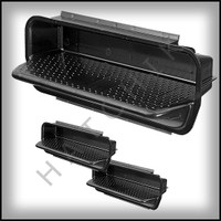 G7057 RECESSES STEP - WATERWAY SET OF 3 SET OF 3   COLOR: BLACK